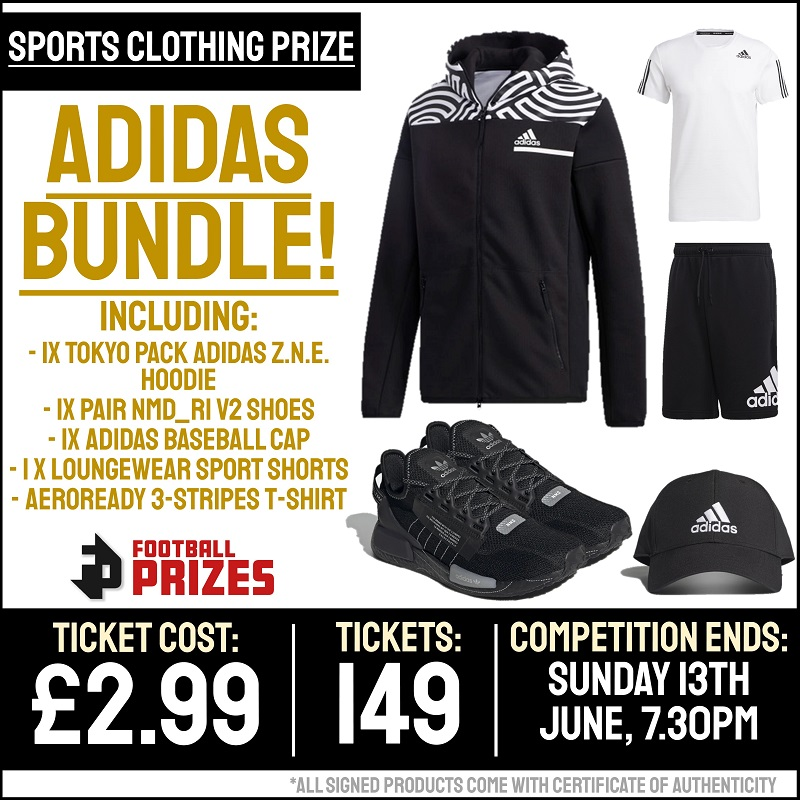 Adidas Bundle! Trainers, Hoodie, T-shirt, Shorts and Cap!